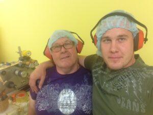 Isa Igor ja mina, Martin, Inju Meemajas